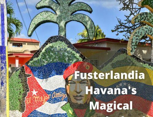 Fusterlandia – Havana's Magical Wonderland