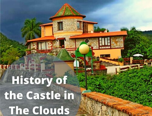 History of the castle in the Clouds