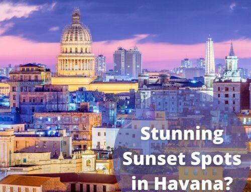5 Stunning Sunset Spots in Havana